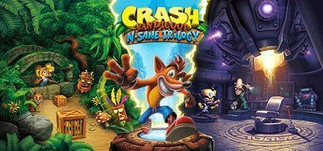 Crash Bandicoot: La trilogía (PS4)