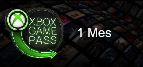 Xbox Game Pass - 1 Mes